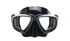 Máscara Sea Wide - silicone - cinza Image